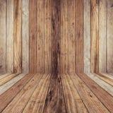 Vintage en bois de fond Photographie stock libre de droits