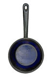 Vintage enameled skillet Royalty Free Stock Images