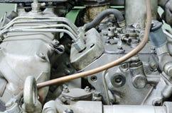 Vintage engine Stock Image