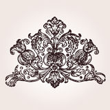 Vintage engraved illustration Royalty Free Stock Images