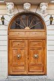 Vintage Entrance door Stock Images