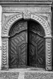Vintage entrance gate Stock Image