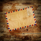 Vintage envelop Royalty Free Stock Image