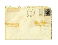 Vintage envelope Stock Photos