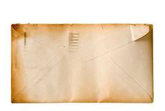 Vintage envelope Royalty Free Stock Photo