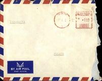 Vintage envelope Royalty Free Stock Photos