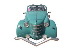 Vintage Exotic Car 50-60th Stock Image
