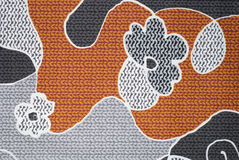 Vintage fabric Stock Image