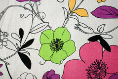 Vintage fabric Stock Photo