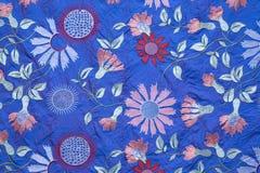 Vintage fabric background Stock Photo