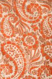 Vintage fabric detail. Royalty Free Stock Image