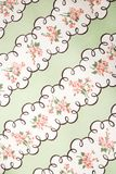 Vintage fabric detail. Royalty Free Stock Photo