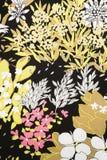 Vintage fabric detail. Stock Photo