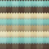 Vintage fabric seamless pattern with grunge effect Royalty Free Stock Photo