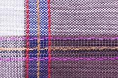 Vintage fabric texture Stock Photos