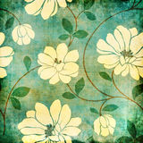 Vintage fabrics Royalty Free Stock Photos