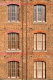 Vintage facade Stock Images
