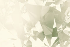 Vintage facet background Royalty Free Stock Images