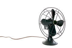 Vintage fan Stock Photo