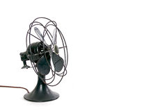 Vintage fan Stock Photography