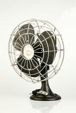 Vintage Fan. Vintage electric fan, old style stock photography