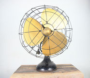 Vintage fan Royalty Free Stock Images