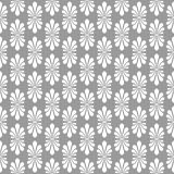 Vintage Fan Palm Leaf Seamless Texture. Old fan motif palmette, a stylized palm leaf. Classical motif loking like a stylized honeysuckle flower. These radiating Royalty Free Stock Photography