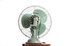 Vintage fan Stock Photography