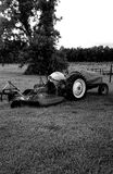 Old Farm Tractor Royalty Free Stock Image