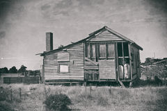 Vintage farmhouse, Australia Stock Image