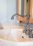 Vintage faucet Stock Image