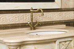 Vintage faucet Stock Images