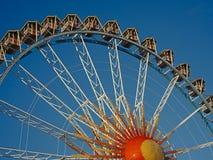 Vintage Ferris Wheel Fotografia de Stock