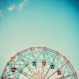 Vintage Ferris Wheel Photo stock