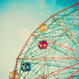 Vintage Ferris Wheel Photos libres de droits