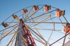 Vintage Ferris Wheel Fotografia de Stock Royalty Free