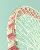 Vintage Ferris Wheel Photographie stock
