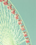 Vintage Ferris Wheel Photos stock