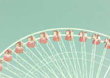 Vintage Ferris Wheel Images stock