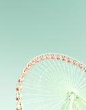 Vintage ferris wheel Stock Image