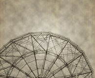 Vintage Ferris Wheel Stock Photography