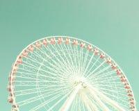 Vintage Ferris Wheel Royalty Free Stock Image