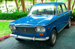 Vintage Fiat 1500 Stock Photo