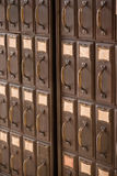 Vintage file cabinet Stock Photos