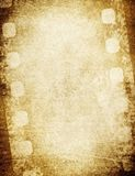 Vintage film background. Pattern of vintage film background Royalty Free Stock Photos