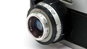 Vintage film camera Royalty Free Stock Photo