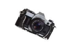 1950 Vintage  film camera Royalty Free Stock Photo
