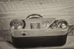 Vintage film cameras Stock Image