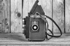 Vintage film cameras Stock Images