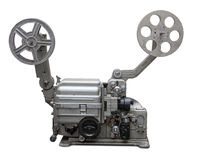 Vintage film projector Royalty Free Stock Image
